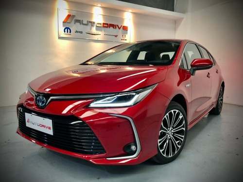 Toyota Corolla Seg At Hibrido 0km Patentado 2020