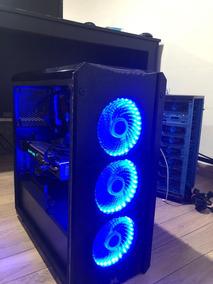 I3 8100 / Rx 580 8gb/ 2x4gb Ram Hyperx/ Mb B360n/ Fonte 850w