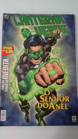 Lanterna Verde - O Senhor Do Anel - Especial Abril