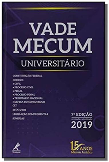 Vade Mecum Universitário 7a Ed. 2019