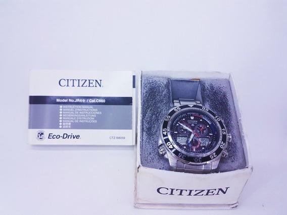 Relógio Citizen Eco-drive Men Promaster 200m Jr4045-57e