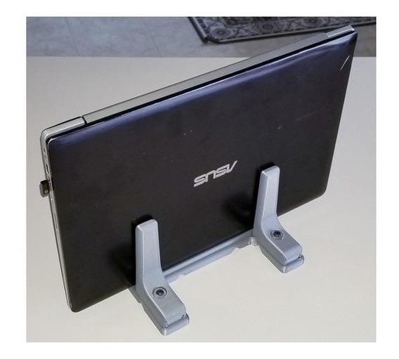 Suporte Vertical Universal Para Notebook Com Proteção