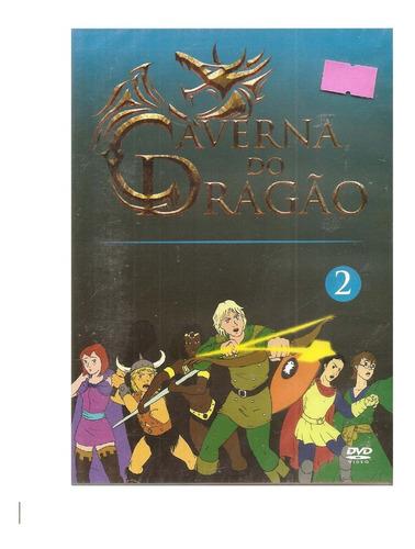 Dvd A Caverna Do Dragão  2