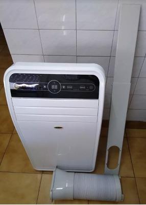 Aire Acondicionado Portátil Frío Calor 2250