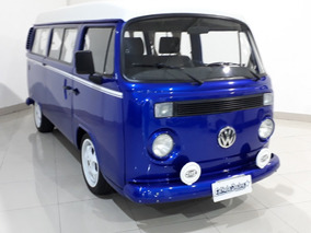 Volkswagen Kombi 1.6 Lotação 3p Gasolina Customizada 2003