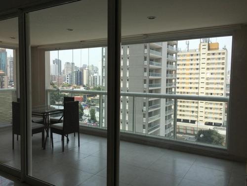 Apartamento Para Venda, 2 Dormitórios, Itaim Bibi - São Paulo - 1764