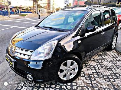 Nissan Livina 1.8 Sl Automática Completa Bc Couro 2012