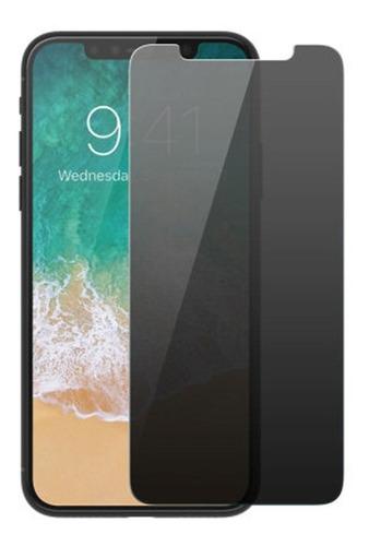 Vidrio Templado Antiespia Todos iPhone 6 7 8 X Xr Xs Plus