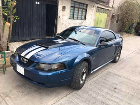 Ford Mustang 4.6 Gt Mt 2002