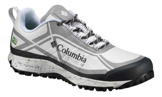 Tenis Columbia Conspiracy Titanium Odx Eco Impermeável