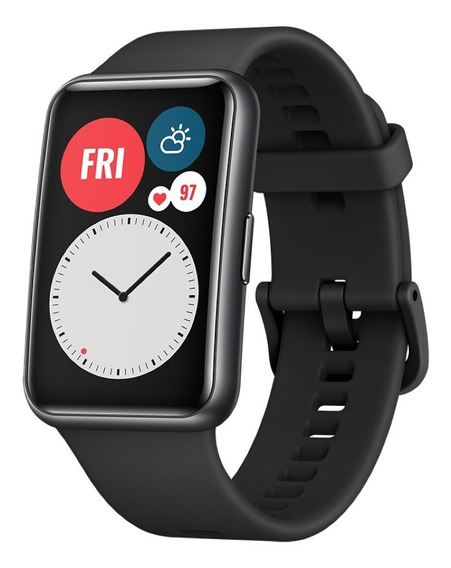 Watch Fit Huawei, Frecuencia Cardiaca