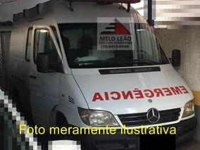 Ambulância Sprinter 311 Uti - 08/08 - Ar Condicionado