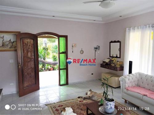 Imagem 1 de 30 de Casa Com 3 Dormitórios À Venda, 280 M² Por R$ 1.450.000,00 - Jardim Guaiuba - Guarujá/sp - Ca0325