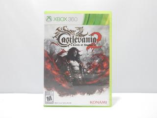 Castlevania: Lords Of Shadows 2 - Xbox 360 ¡fisico-usado!