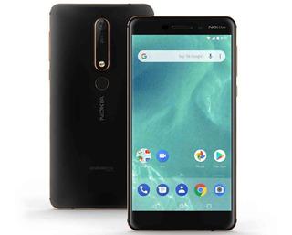 Nokia 6.1 Ta-1016, 32 +3 Gb, Desbloqueado