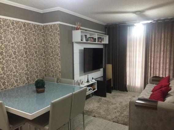 Apartamento Com 3 Dormitórios À Venda, 64 M² Por R$ 424.000,00 - Parque Villa Flores - Sumaré/sp - Ap0080