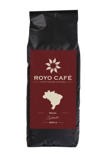 Café Brasil En Grano
