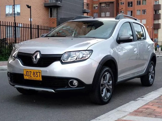Renault Sandero Stepway Dynamique Nigth And Day Fe