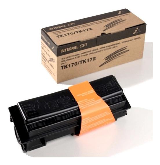 Toner Integral Tk170 Tk172 Preto Para Kyocera Fs1320d C Chip