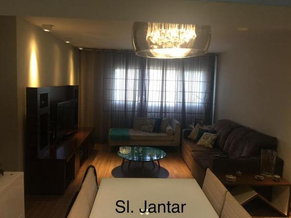 Apartamento Em Vila Clementino, São Paulo/sp De 98m² 3 Quartos À Venda Por R$ 910.000,00 - Ap219806