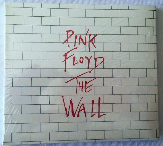 Cd Pink Floyd The Wall Frete Grátis Importado Remaster Digip