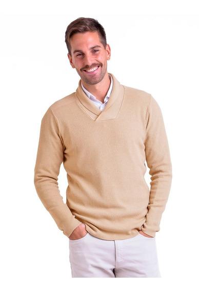 Sweater Fino Cuello Cruzado- Mauro Sergio Sweaters- Art 338
