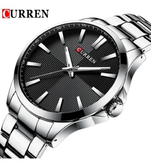 Relógio Curren 8322b Original Promoção Ótima Pronta Entrega