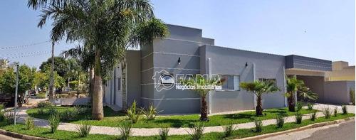 Casa Com 3 Dormitórios À Venda, 188 M² Por R$ 780.000,00 - Condomínio Campos Do Conde 1 - Paulínia/sp - Ca1506
