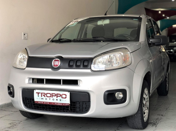 Fiat Uno 1.0 Attractive 2016
