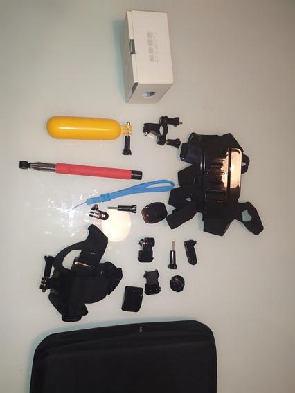 Câmera Gopro Hero 6 Black + (kit De Acessórios)