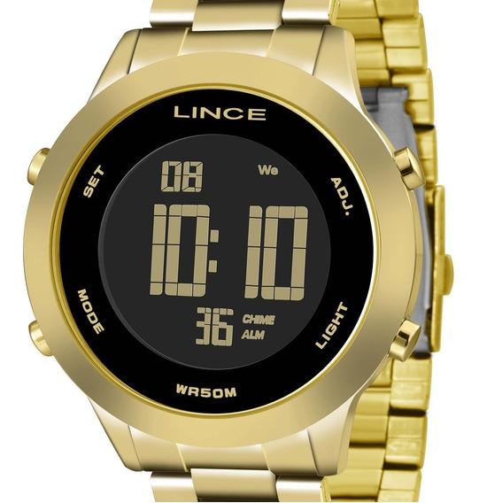 Relógio Feminino Lince Sk66 Original + Nota Fiscal