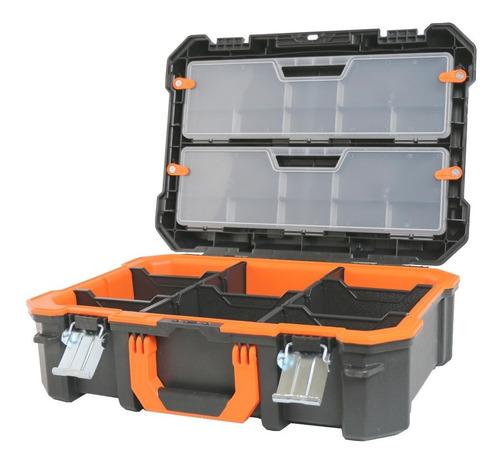 Caja Para Herramientas Y Otros Tactix 50x39x19 Divisiones