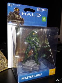 Único Figura Totaku Halo Master Chief