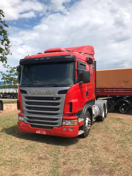 Scania R124 440 6x4 2013/13 Automático