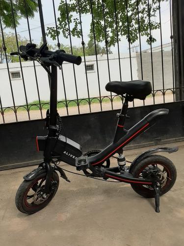 Bicicleta Eléctrica Aliver