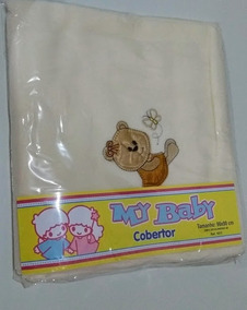 5 Cobertor Manta Malha Soft Bebe Infantil P Menino Menina