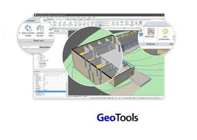 Geotools-plugin Geológico Para Autocad E Bricscad