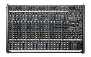 Mixer, Consola Mackie Profx22v2, 22 Canales Y Efectos.