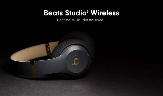 Audifonos Beats Studio3 Wireless Noise Canceling Over-ear