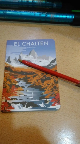 Anotador Sin Renglones - El Chalten Sudpol Grande