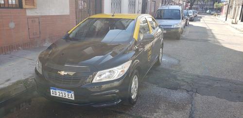 Taxi Y Licencia Chevrolet Prisma Joy
