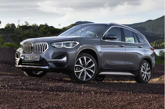 Bmw X1 2.0 Sdrive20 - 2019 - Blindado Nivel Iii-a - 0 Km!!