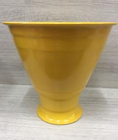 Kit 10 Vaso Tulipa Alumínio Decoração Festa Grande