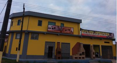 Itanhaém Salão Apartamento Lazer Negócio Comercio Permuta