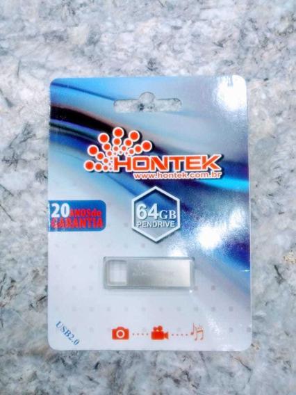Pen Drive 64gb Hontek Original Promoção Imperdível