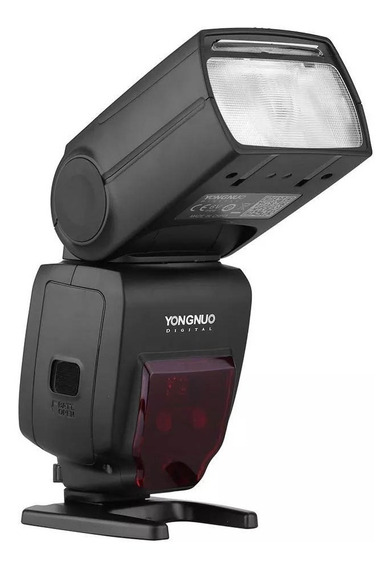 Flash Yongnuo Yn685 Ttl Para Câmeras Canon