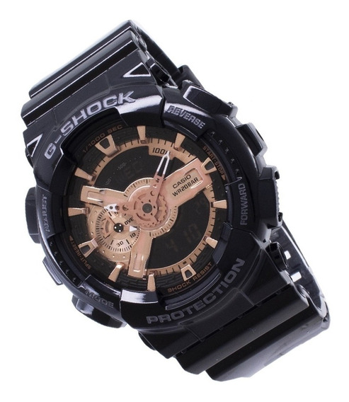 Relógio Masculino Casio G-shock Original Ga-110mmc-1adr