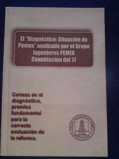 Libro El Diagnostico Situacion De Pemex