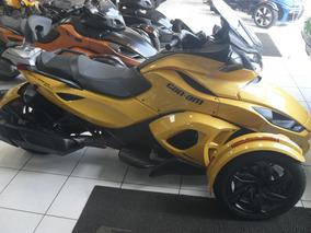 Triciclo Can-am Spyder St-s Com Encosto