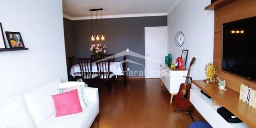 Imagem 1 de 28 de Apartamento À Venda Em Vila Proost De Souza - Ap013199